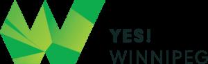 Yes Winnipeg Logo